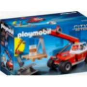 Playmobil City Action - Macara de pompieri