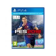 Konami PS4 PES 2018