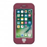 LifeProof Nuud Touch ID - удароустойчив и водоустойчив кейс за iPhone 8, iPhone 7 (розов)