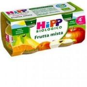 Hipp italia srl Omo Hipp Bio Frutta Mista2x80g