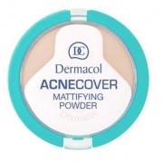 Dermacol Puder matujący AcneCover Honey 11 g