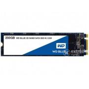 WD Blue 3D 250GB M.2 SSD (WDS250G2B0B)