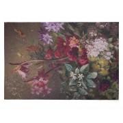 Vloerkleed Flores multicolor div. afmetingen 200x290cm