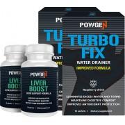 PowGen Booster Pack depura el hígado y define tus músculos.