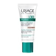 Hyséac 3-regul hidratante global peles oleosas spf30 com cor 40ml - Uriage