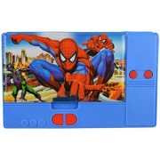 X Zini Best Quality Pencil Box in Princess, Cinderella, Spider Man & Avengers Characters for Kids (Multicolour)