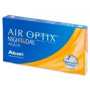 Air Optix Night and Day Aqua (6 lenses)