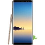 Samsung (Unlocked, Gold) Samsung Galaxy Note8 Single Sim 64GB 6GB RAM