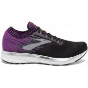 Brooks Ricochet W - scarpe running neutre - donna - Black/Pink