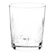 Maisons du monde Bicchiere da acqua in vetro a motivi ANANAS