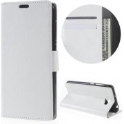 Celltex cover wit wallet case hoesje Huawei Y5 2 en Y6 2 Compact