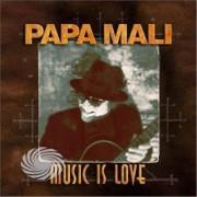 Video Delta Papa Mali - Music Is Love - CD