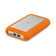 "HDD EXTERNAL 2.5"", 1000GB, Lacie Rugged Triple FW800, USB3.0 (STEU1000400)"