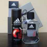 Adidas ajándékcsomag Team force (after shave, dezodor)