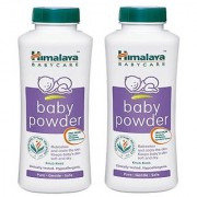 Himalaya Baby Powder (Pack Of 2) (100 GM) (PACK OF 4)