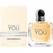 Because Its You Giorgio Armani Eau de Parfum 100 ml