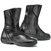 Sidi Gavia Gore Motorcycle Boots Motocyklové boty 45 Černá