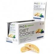 PhD Nutrition Ltd. Biscoito de Proteina Sabor Mirtilos com Chocolate Branco Diet Cookie PHD 50 g