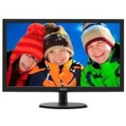 "Philips V-line 223V5LSB2 - LED-monitor - 21.5"" - 1920 x 1080 Full HD (1080p) - 200 cd/m² - 600:1 - 5 ms"