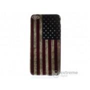 "Husa din cauciuc / silicon Gigapack pentru telefon Apple iPhone 6 Plus / 6S Plus (5,5"") ,USA"