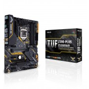 Asus TUF Z390-PLUS GAMING (WI-FI), LGA 1151 (Zócalo H4), Intel Z390 ATX, 64GB DDR4 para Intel