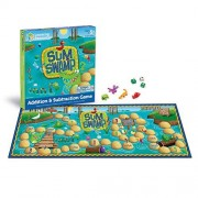Learning Resources Juego Sum Swamp Game