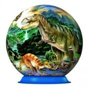 Ravensburger puzzle 3d dinozauri, 72 piese