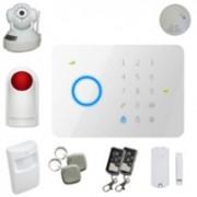 Kit alarme sans fil Gsm T2 100% sécurisé