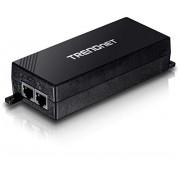 TRENDnet Tpe-115gi Gigabit Poe+Injector Full Duplex Ethernet Speed