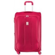 Delsey Discrete Expandable Check-in Luggage - 25 inch(Red)