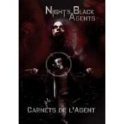 Night's Black Agents - Carnets De L'agent