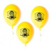 Baloane Galbene Personalizate