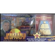 Jeopardy Home Game System with Bonus Game $100