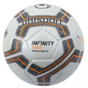 uhlsport Fußball INFINITY REVOLUTION - weiß/petrol/anthramet | 5