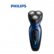 Afeitadora eléctrica Philips YQ6008 rotativa recargable 100 240 V Triple hoja rotar cara barba Afeitadora eléctrica para hombres(Philips YQ6008)