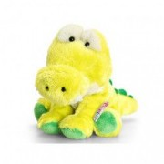 Jucarie de plus Keel Toys Pippins crocodil 14 cm