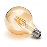 Lampada Led Filamento G95 4W