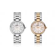 Ladies' Mathieu Legrand 'Fleur Du Matin' Swiss-Made Watch