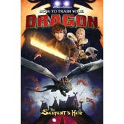 How To Train Your Dragon: The Serpent's Heir by Richard Hamilton