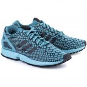 Adidas ZX Flux Techfit blue