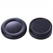Micnova LBC-N Camera Body Cover Rear Lens Cap for Nikon DSLR and Lens - Capac obiectiv pt. Nikon