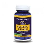 Herbagetica Seleniu Organic 60 cps