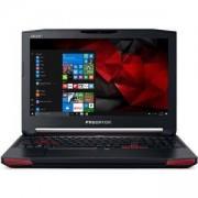 Лаптоп Predator Helios 300 PH317-51-76VE /17.3, Intel Core i7-7700HQ, 16GB, 1000 GB HDD + 256GB SSD m.2, NH.Q29EX.018