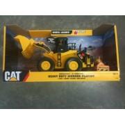 CAT Heavy Duty Worker Playset - Wheel Loader + Worker