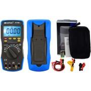 HOLDPEAK 760K Gépjármű diagnosztikai műszer 4-5-6-8 henger fordulatszám zárási szög impulzus.