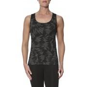 asics GPX Hardloopshirt zonder mouwen Dames zwart XS 2017 Hardloopshirts
