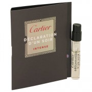 Cartier Declaration D'un Soir Intense Vial (Sample) 0.05 oz / 1.48 mL Men's Fragrances 537050