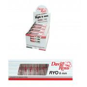 Filtre anti nicotina David Ross 6 mm
