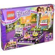 LEGO (LEGO) Friends amusement park go-karts 41133