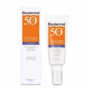 Biodermal Zon - Anti Age Zonnecrème voor het gezicht - SPF 50+ Zeer Hoog 40ml